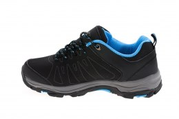 Półbuty męskie DK pulsar low black/blue/grey/black